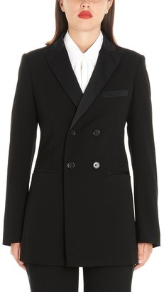 RED Valentino Double-Breasted Dinner Blazer