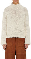 Ulla Johnson Women's Nellie Turtleneck Sweater-IVORY