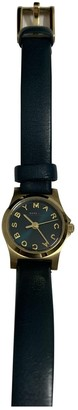 Marc by Marc Jacobs Green Steel Watches