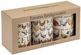 Emma Bridgewater Hen Caddies Box, Multi-Colour, Set of 3