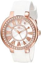 Oceanaut Women's OC6410 Allure Analog Display Quartz White Watch