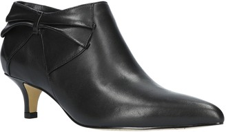 Bella Vita Kitten Heel Booties - Frances