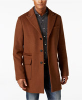 Sean John Men's Camel Topcoat