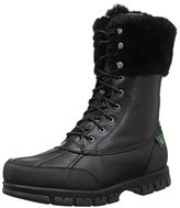 Ralph Lauren Womens QUINTA Round Toe Cold Weather Boots