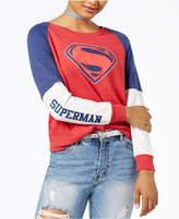 Warner Brothers Juniors' Superman Sweatshirt