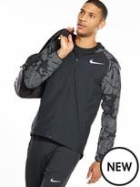 Nike Essential Flash Hooded Running Jacket