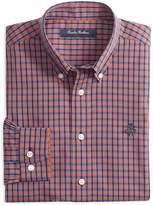 Brooks Brothers Boys' Tattersall Sport Shirt