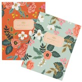 Pottery Barn Teen Rifle Paper Co. Birch Notebooks, Set of 2