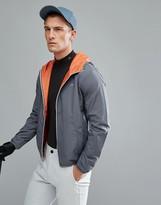 Calvin Klein Golf Hooded Wind Breaker