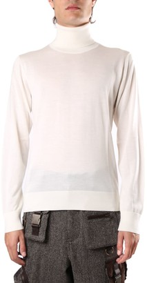 Dolce & Gabbana High Neck Cashmere Sweater