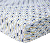 Yves Delorme Maiolica Fitted Sheet - Super King