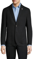Ben Sherman Notch Lapel Patch Pocket Blazer