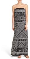 Trixxi &Cameo& Print Maxi Dress