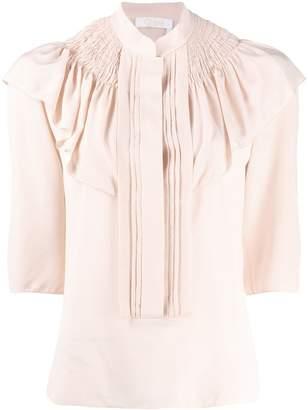 Chloé ruffled blouse