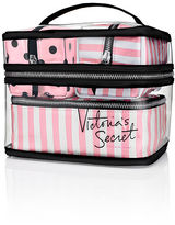 Victoria's Secret Four-piece Travel Case