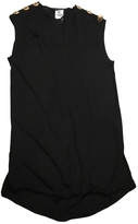 Balmain Black Viscose Top