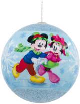 Hallmark Decoupage Ball Mickey Mouse Ornament