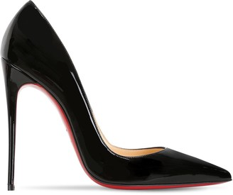 Christian Louboutin 120mm So Kate Patent Leather Pumps