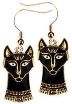Summit Bastet Earrings - Collectible Jewelry Accessory Dangle Studs Jewel