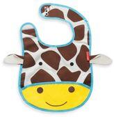 Skip Hop SKIP*HOP® Zoo Tuck-Away Bibd in Giraffe