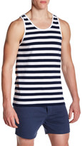 Parke & Ronen Stripe Tank Top