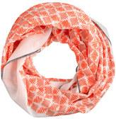 J.Crew Embroidered diamonds infinity scarf
