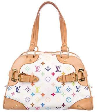 Louis Vuitton Multicolore Claudia Bag