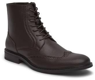 Kenneth Cole Unlisted, A Production Buzzer Textured Boot