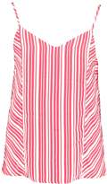 New Look MIX STRIPE Vest red