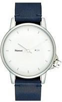 Miansai Men's 'M24' Leather Strap Watch, 39Mm