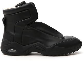 Maison Margiela Future High-Top Ridged Sneakers