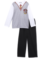 Intimo Gray Harry Potter Pajama Set - Boys