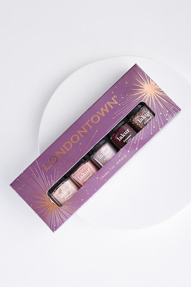 Londontown Nail Polish Gift Set By Londontown in Red