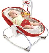 Tiny Love Tiny LoveTM 3-in-1 Rocker Napper in Red