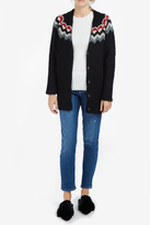 Paul & Joe Dallas Wool Lurex Cardigan
