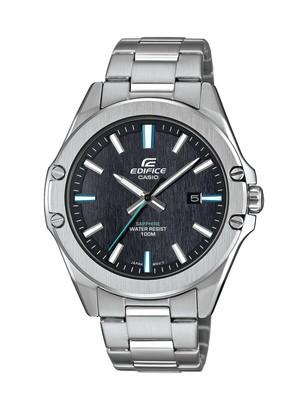 Casio Men's Analogue Quartz Watch with Stainless Steel Strap EFR-S107D-1AVUEF