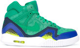 Nike Air Tech Challenge II SE sneakers - women - Cotton/Leather/Suede/rubber - 8