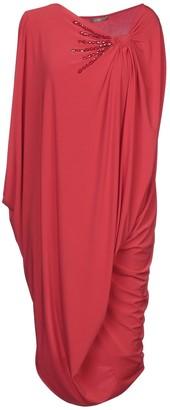 JOLIE CARLO PIGNATELLI Knee-length dresses