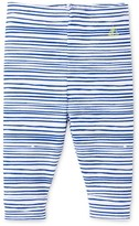 Petit Bateau Baby boy irregularly striped leggings