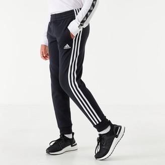 adidas Boys' Sport Fleece Jogger Pants