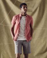 SHRLAW Laundered cotton shirt