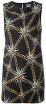 Fausto Puglisi sun and chain print dress