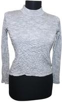 Samsoe & Samsoe Grey Wool Knitwear for Women