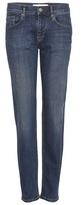 Victoria Beckham Denim Slim Boyfriend Jeans