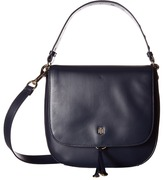 Tommy Hilfiger Effortless Chic Star Saddle Bag Handbags