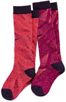 Nike 2-pk. Graphic Knee-High Socks