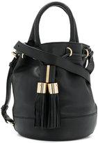 See by Chloe tassel duffle tote bag