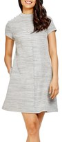 Donna Morgan Marled Knit A-Line Dress
