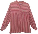 Saint Laurent Pink Cotton Top