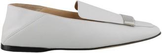 Sergio Rossi SR1 Logo Flat Loafers